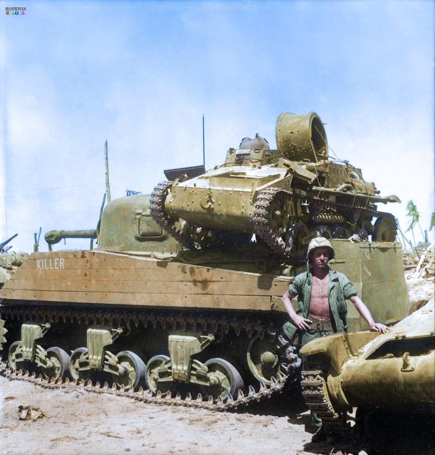 Танк.  и тоже танк