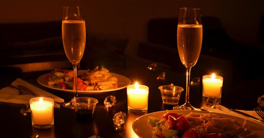 Картинки вечерний ужин