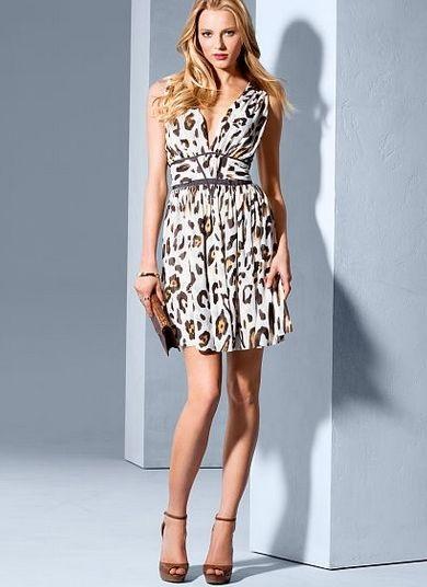 animal print dress2