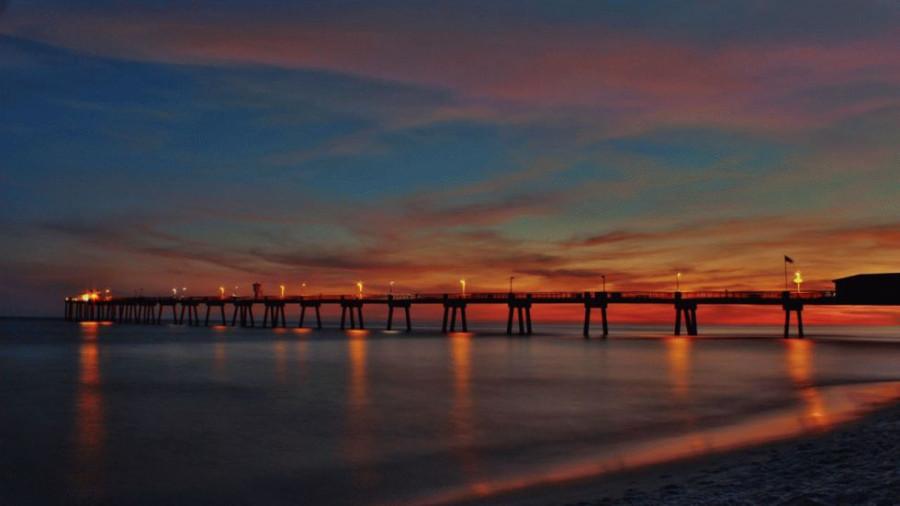 sunset-America