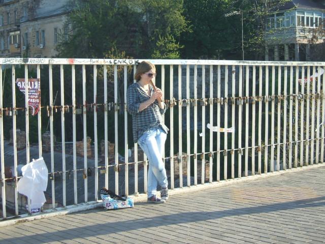 Арка любви в Одессе адрес