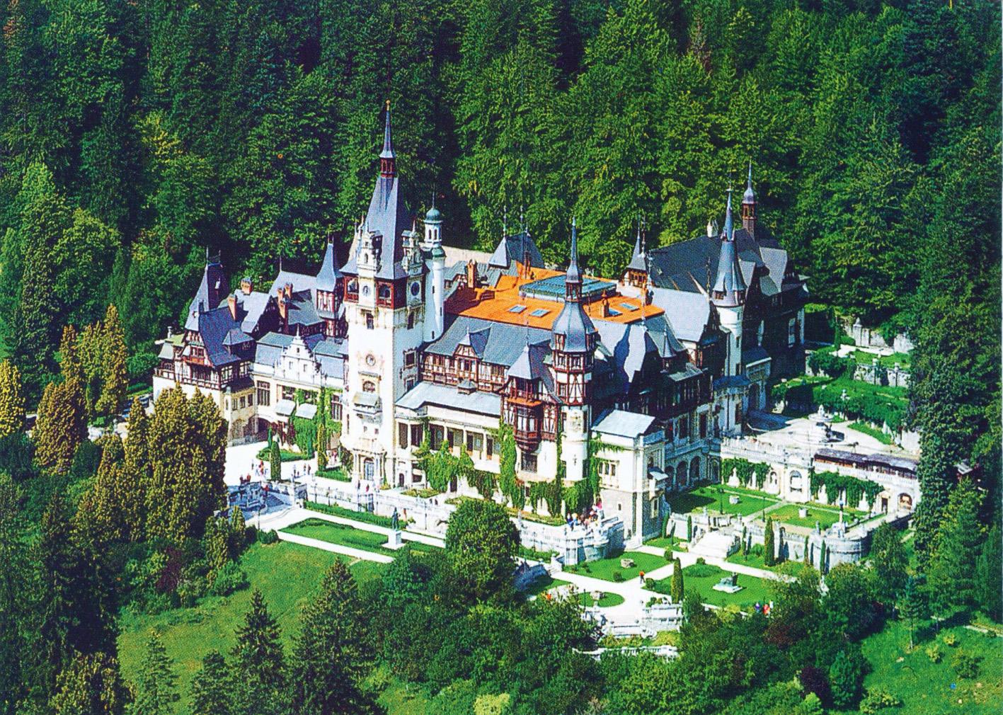Замки румынии фото 2