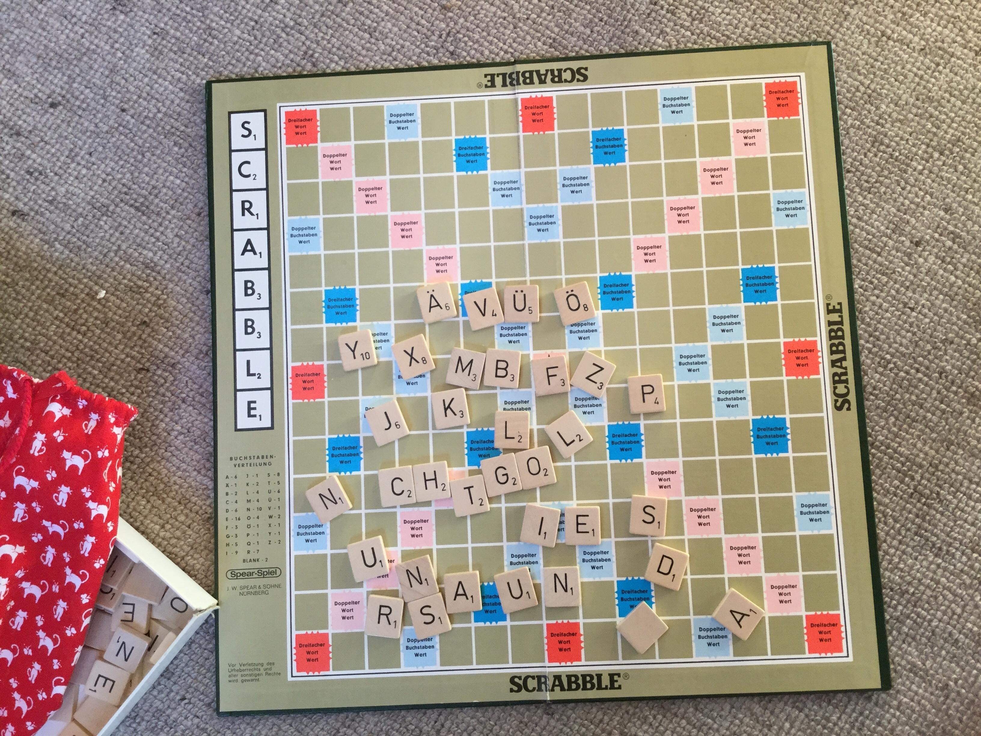 Scrabble Helper Deutsch