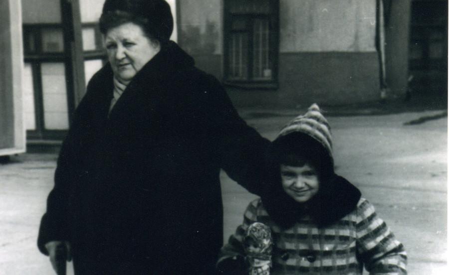 Бабушка и я 2