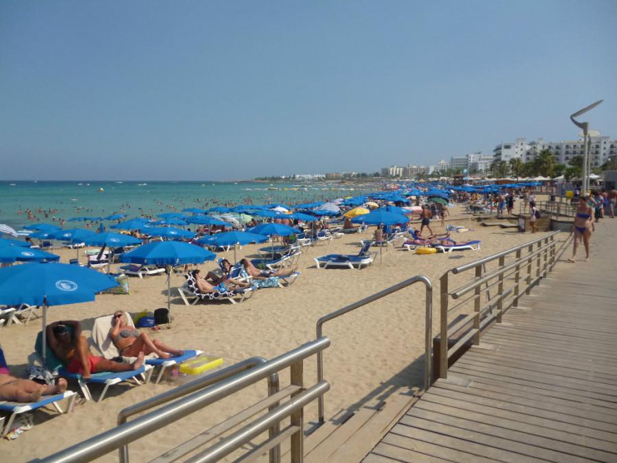 Best beaches in cyprus a perfect secret beach in ayia napa