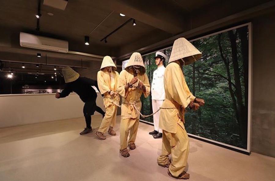 Тайны старой тюрьмы японских самураев. Часть 1 -