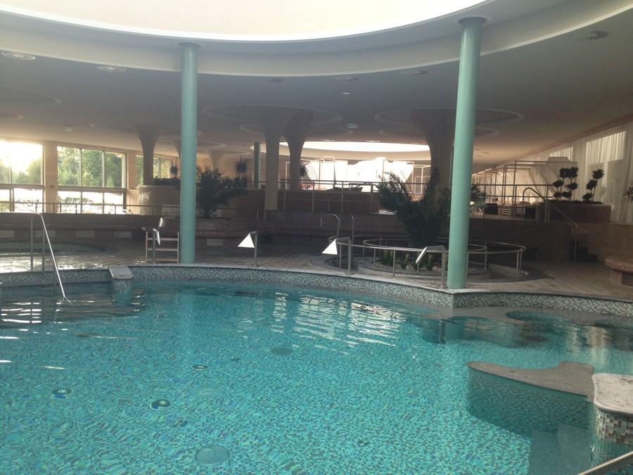 spirit hotel thermal spa hungary
