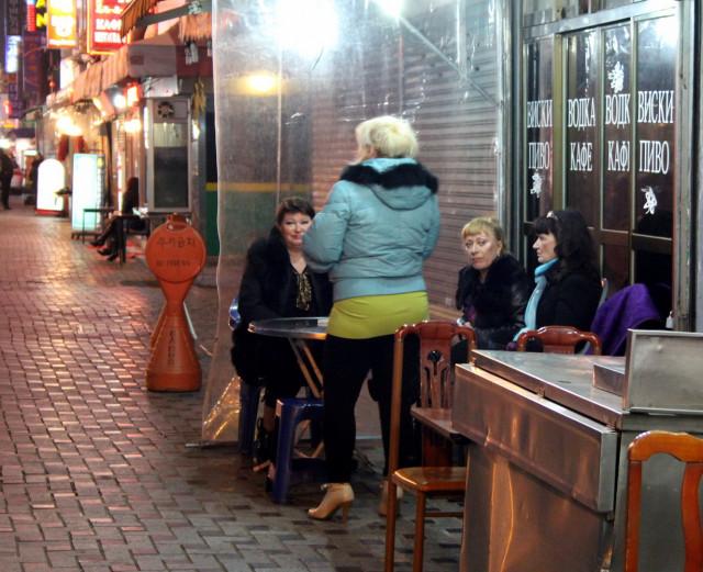 Индивидуалки в пусане снять проститутку в Тюмени ул Славянская