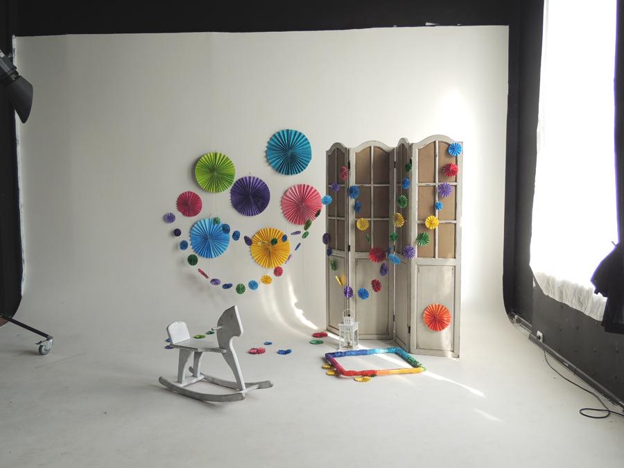 Атрибуты для детской фотосессии