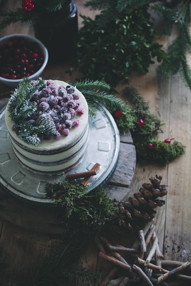 новогодний торт2