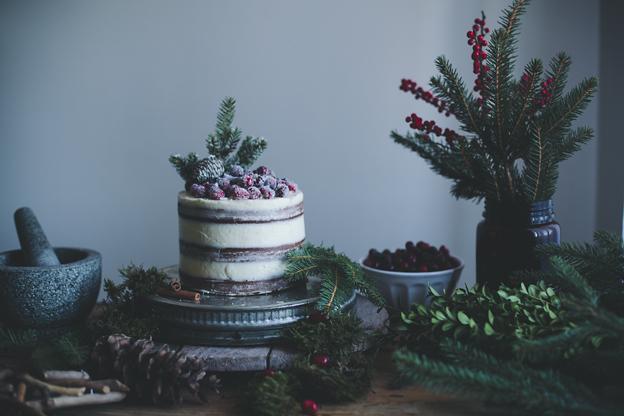 новогодний торт3