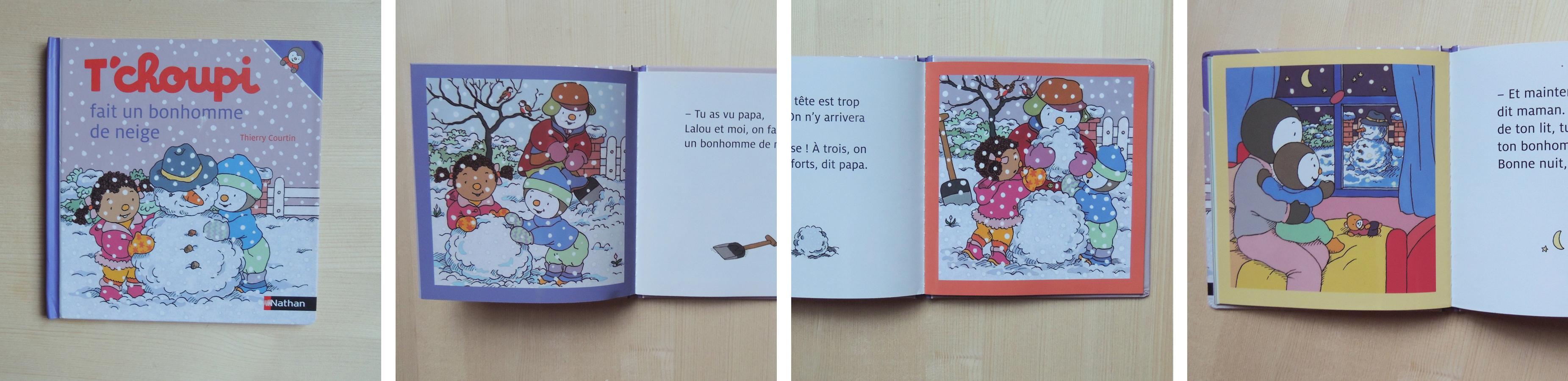 детские зимние книги 2