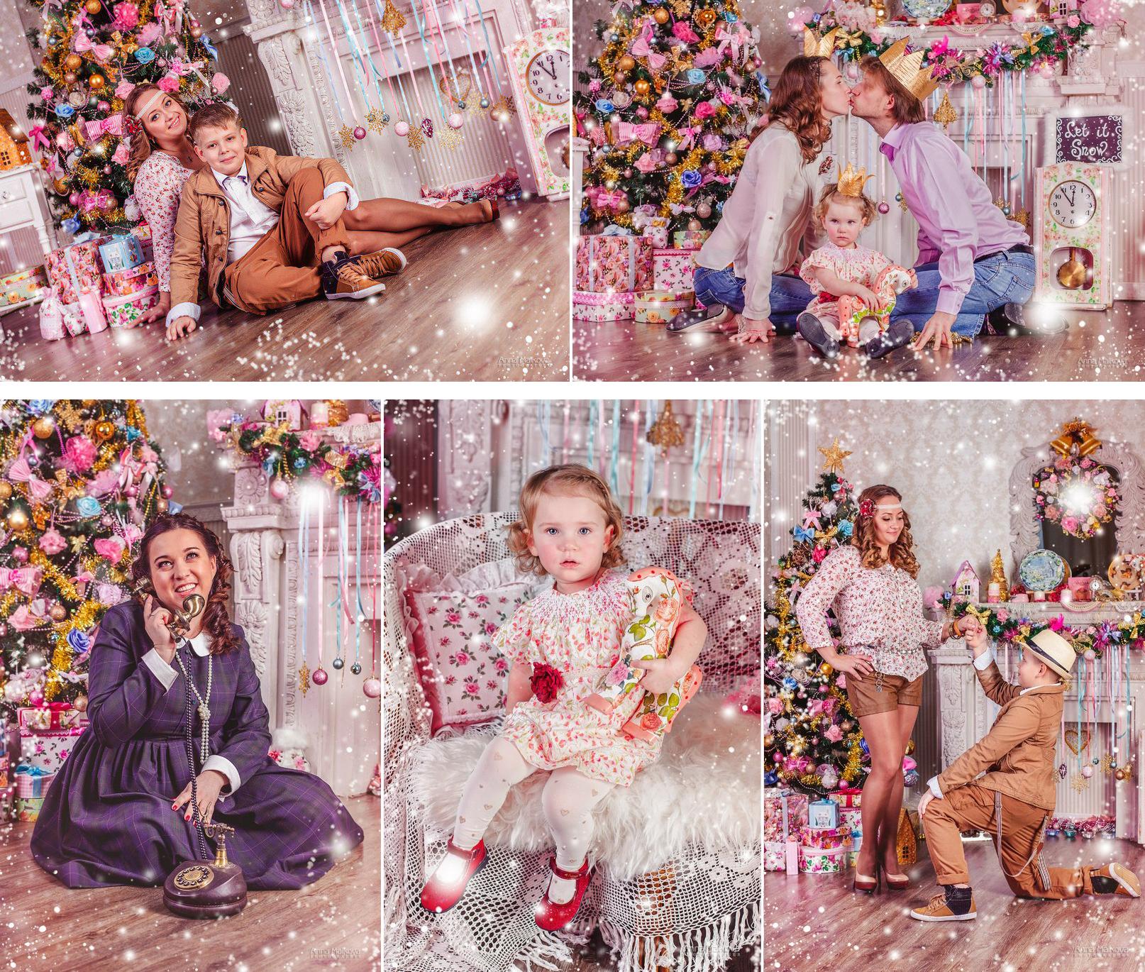 новогодний фотопроект 3