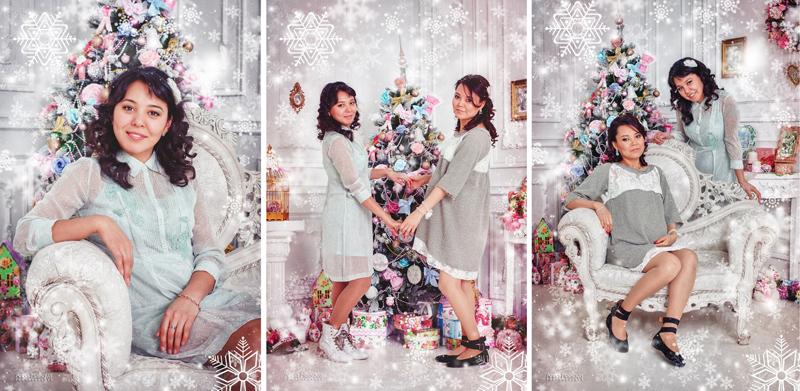 новогодний декор 2