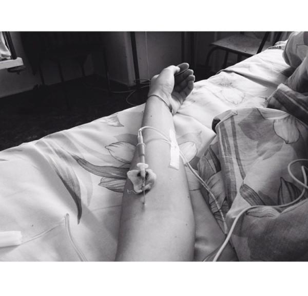 Картинки девушки в больнице без лица