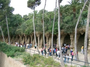 Park Guell Barcelona (17)