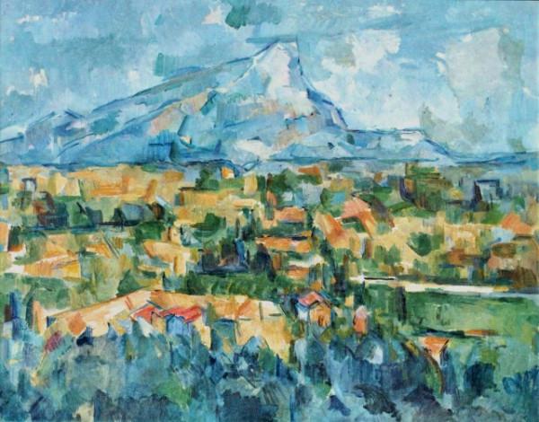 Гора Сен-Виктор П.Сезанн