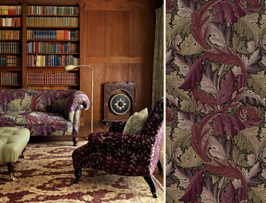 Acanthus Tapestry (1875)