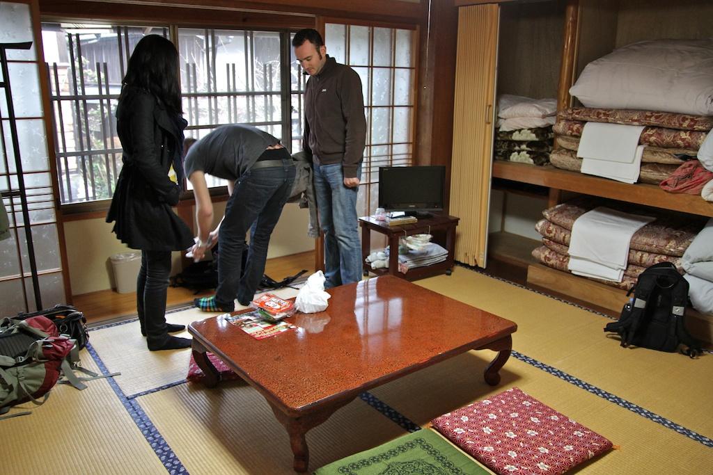 Японские каникулы Часть 1