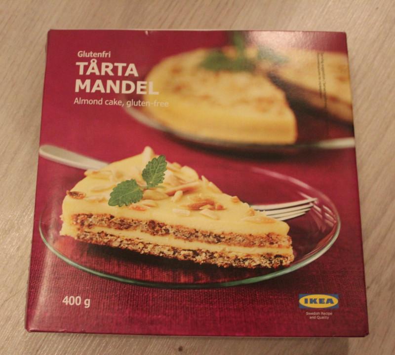 миндальный пирог как в икеа