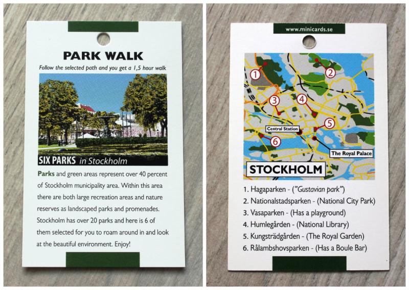 Красивые парки Стокгольма, где погулять в Стокгольме