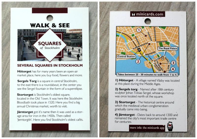 Знаменитые площади Стокгольма, где погулять в Стокгольме