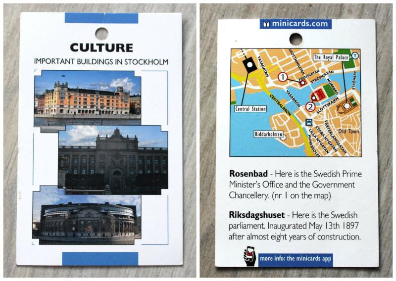 Важные здания Стокгольма, что посетить в Стокгольме