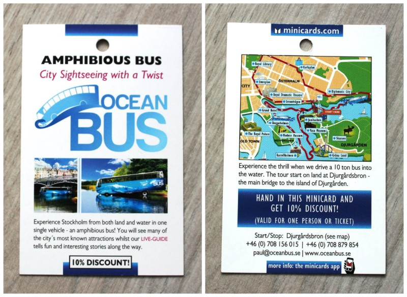 amphibious bus Stockholm, автобус амфибия в Стокгольме, как передвигаться по Стокгольму