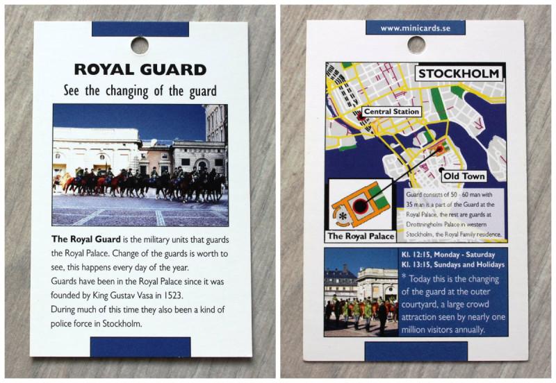 Royal Guard changing in Stockholm, смена конного караула в Стокгольме