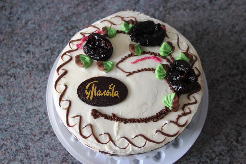 всего именно торт с черносливом от палыча рецепт фото много фотографий, где