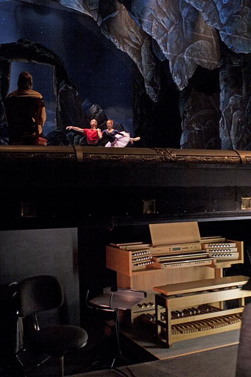 Орган Большого театра