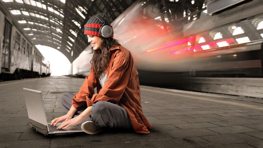 музыка в поезде