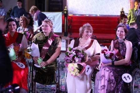 итальянский конкурс красоты среди колясочников