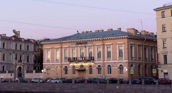 Библиотека Санкт-Петербургского купеческого собрания