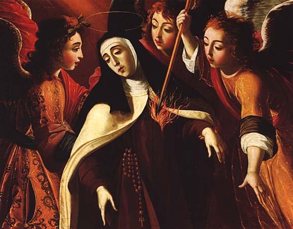 Transverberação de Santa Teresa