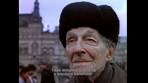 Theremin on the Red Square Film ElectroMoscow