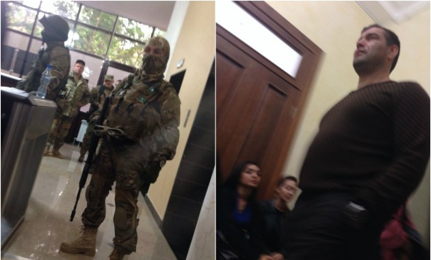 Муртазалиева арестовали - Наша версия» на Северном