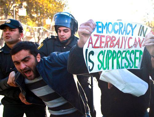 Amnesty Int: Баку нельзя позволять с помощью спорта «отмывать» свою ужасную репутацию в сфере прав человека