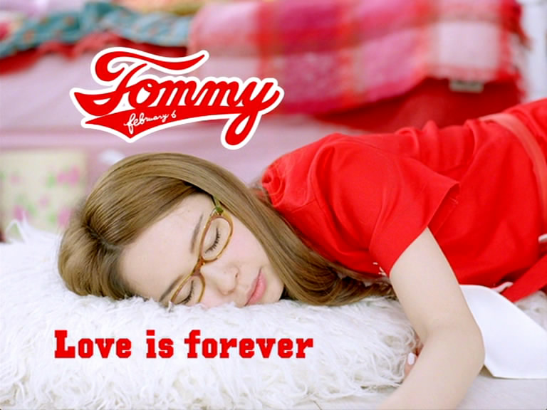 05. Tommy february6 - Love is forever