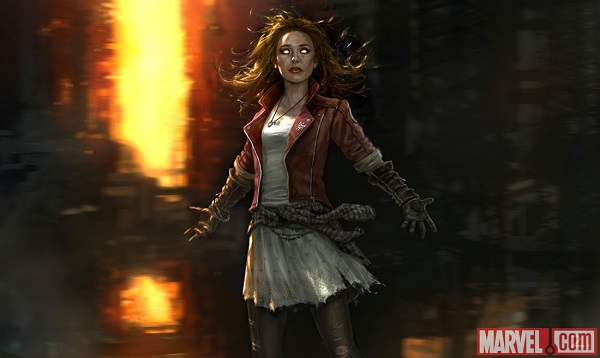Scarlet Witch Powers Discussed By Joss Whedon And Elisabeth