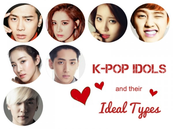K-Pop Stars and Their Ideal Types : omonatheydidnt — LiveJournal