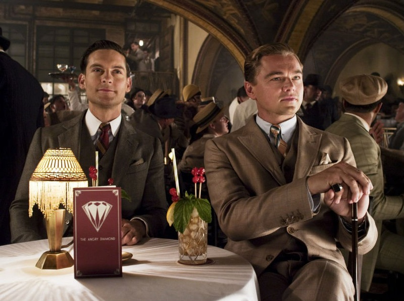 nick and gatsby