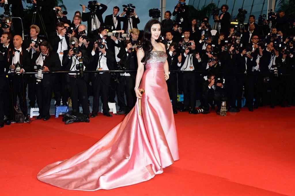 Самое красивое платье 66-го Каннского кинофестиваля 2