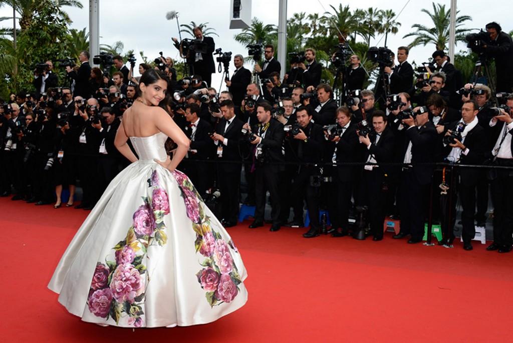 Самое красивое платье 66-го Каннского кинофестиваля 5