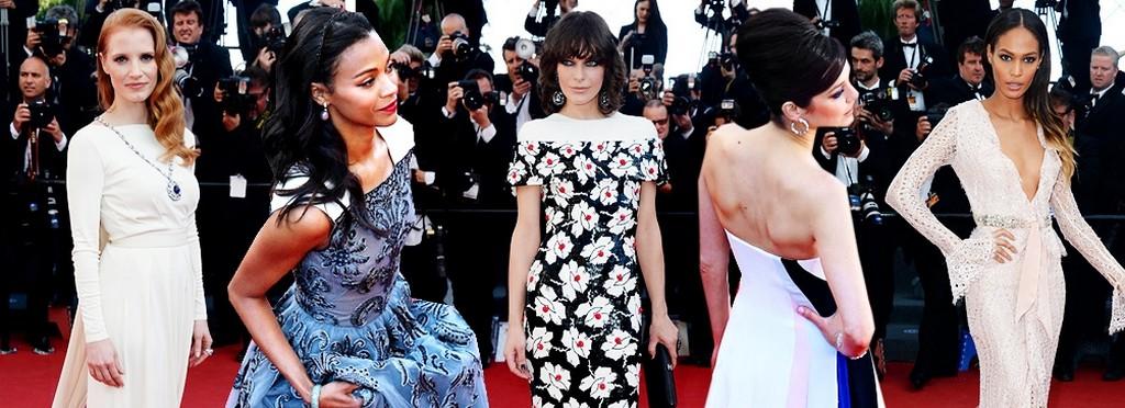 Самое красивое платье 66-го Каннского кинофестиваля 8