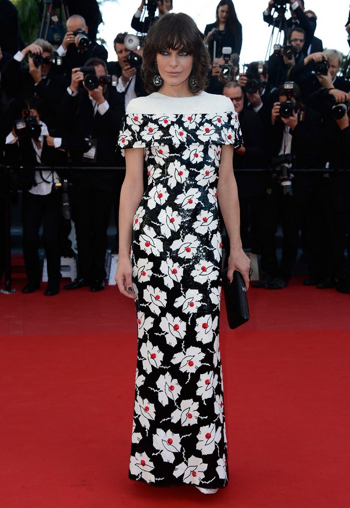 Самое красивое платье 66-го Каннского кинофестиваля 17