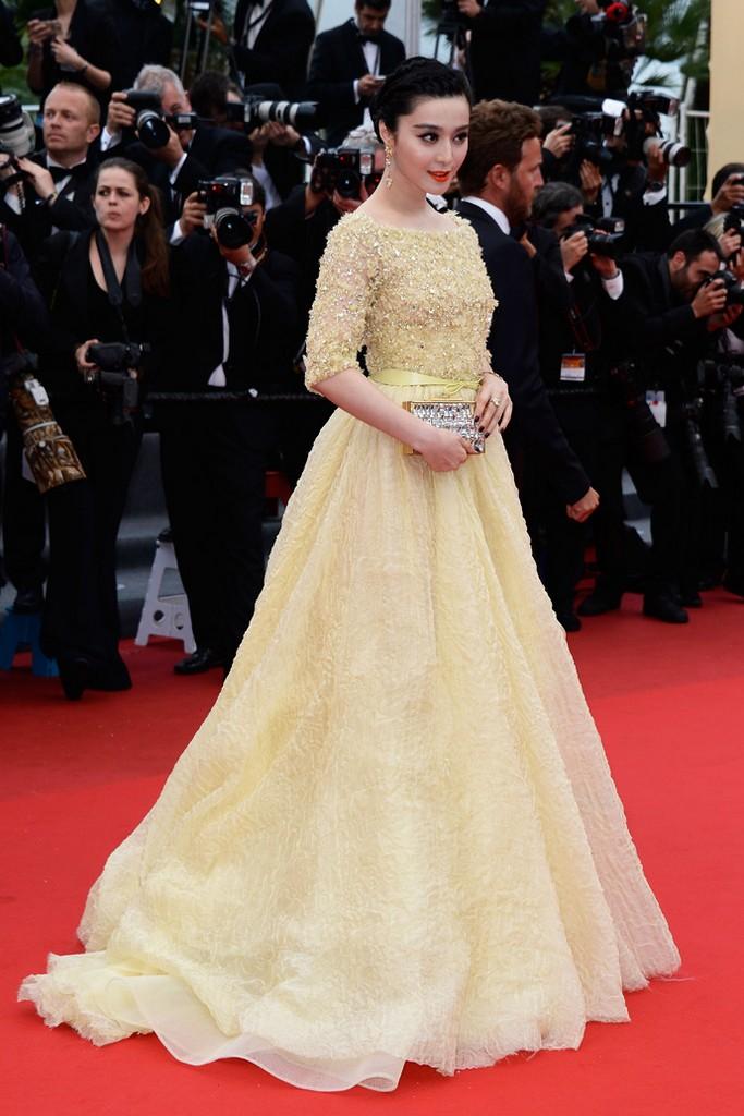 Самое красивое платье 66-го Каннского кинофестиваля 23