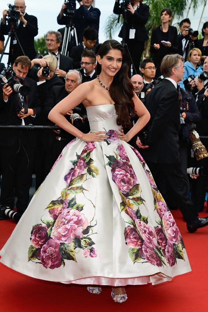 Самое красивое платье 66-го Каннского кинофестиваля 24