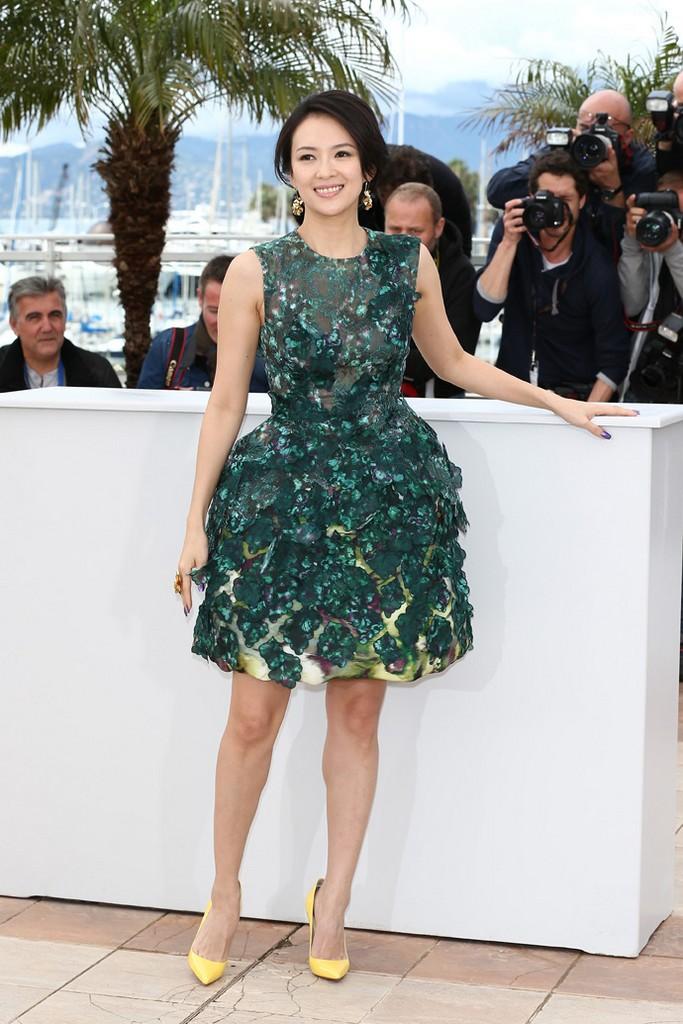Самое красивое платье 66-го Каннского кинофестиваля 28
