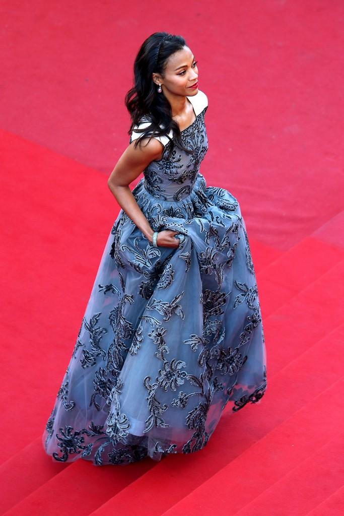 Самое красивое платье 66-го Каннского кинофестиваля 31